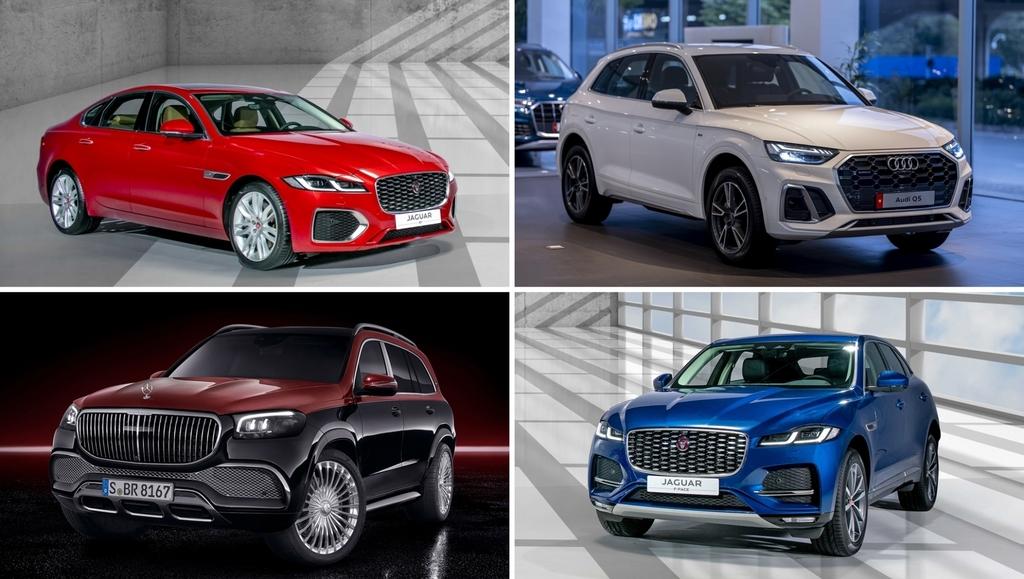 Điểm mặt 5 mẫu xe sang ra mắt online trong tháng 5 này