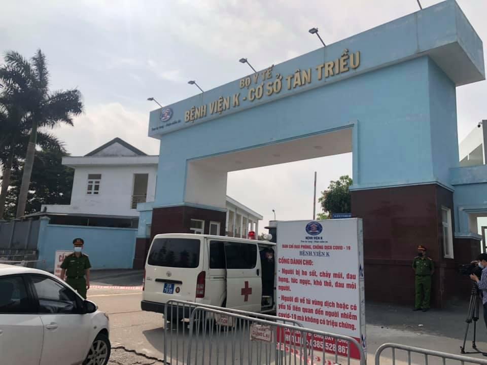 Sáng 11/5, Hà Nội tiếp tục ghi nhận 2 ca dương tính với SARS-CoV-2