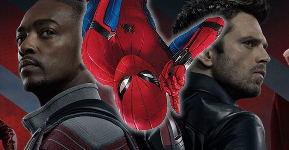 """Spider-Man suýt nữa đã có mặt trong """"The Falcon & The Winter Soldier"""""""