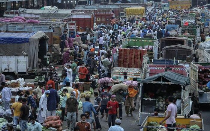 """Ấn Độ vẫn đứng đầu về số ca mắc mới và tử vong trong """"bảng xếp hạng"""" Covid-19"""