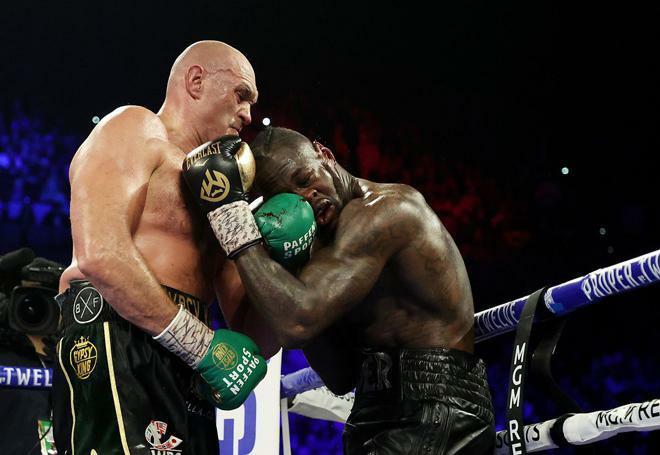 Vua giang hồ Fury phải đấu Wilder, Joshua cay cú gặp Độc cô cầu bại