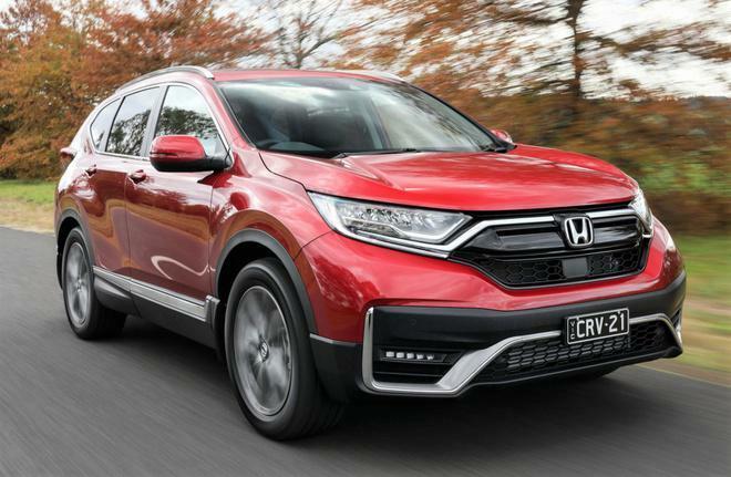 Giá xe Honda CR-V lăn bánh tháng 5/2021