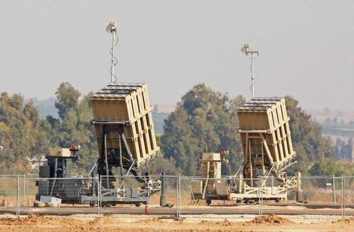 Hệ thống phòng không Israel đánh chặn hơn 1.000 quả rocket Hamas