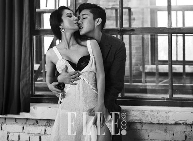 """Top ảnh tạp chí đôi đẹp nhất xứ Hàn: Sốc nặng """"bàn tay hư"""" Yoo Ah In đặt lên body bà cả Thế Giới Hôn Nhân, Hyun Bin – Son Ye Jin đúng huyền thoại"""