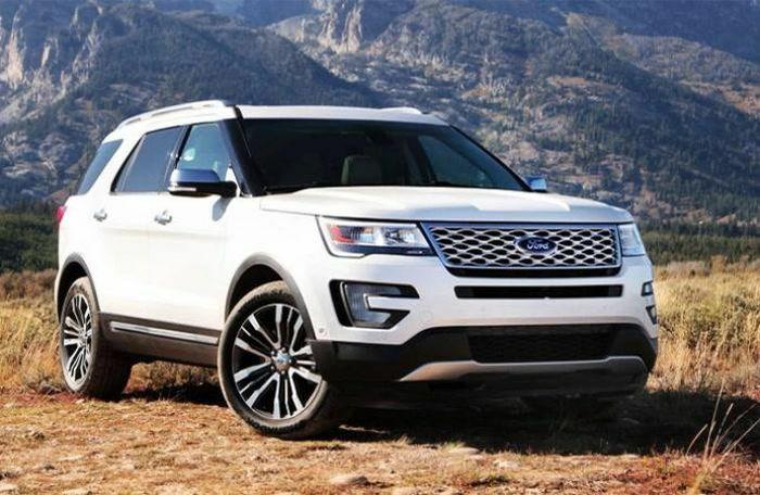 Ford triệu hồi hơn 660.000 xe Explorer tại Bắc Mỹ
