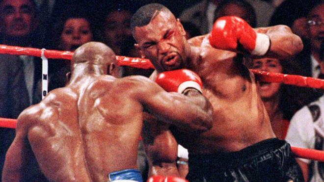 Võ sỹ như Quái thú không biết đau là gì khiến Mike Tyson sợ cả đời