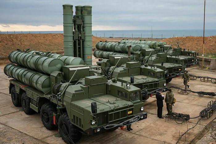 Iran có hệ thống vũ khí phòng không S-400?