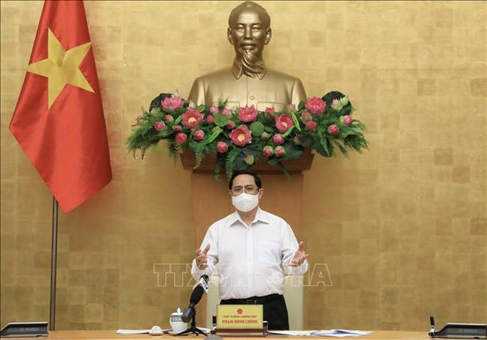 Thủ tướng chỉ đạo họp trực tuyến trước diễn biến mới của dịch COVID-19