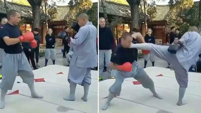 Tiểu sử đáng gờm của võ sĩ MMA bị nhà sư Thiếu Lâm đá phát gục luôn