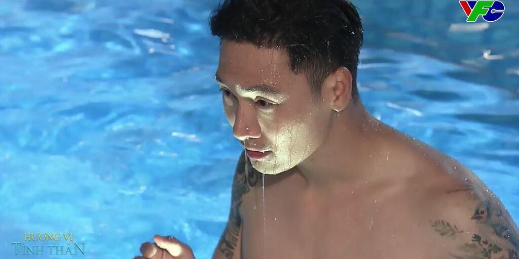 'Hương vị tình thân' trailer tập 19: Nam đối mặt Long dưới bể bơi, cặp đôi có duyên với nước nhất hệ mặt trời là đây