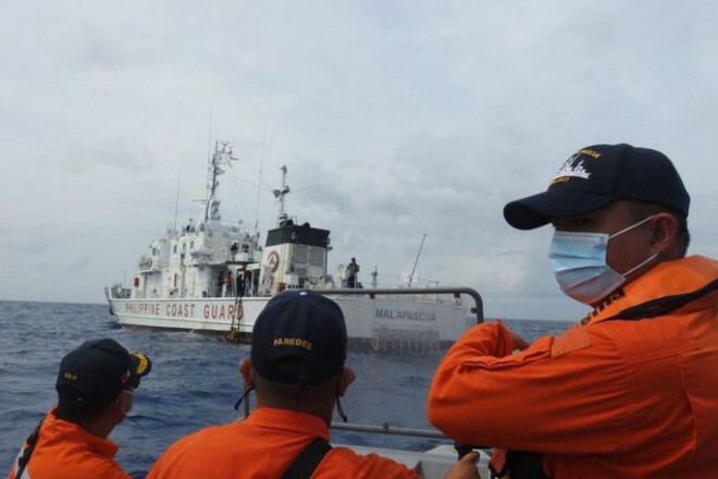 """Philippines: Trung Quốc """"hành động nguy hiểm"""" trên biển Đông"""