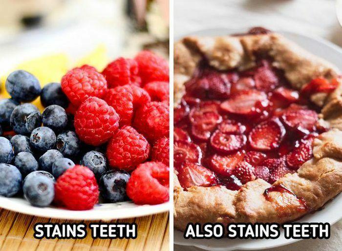 7 thói quen hàng ngày khiến hàm răng xỉn màu - ảnh 1