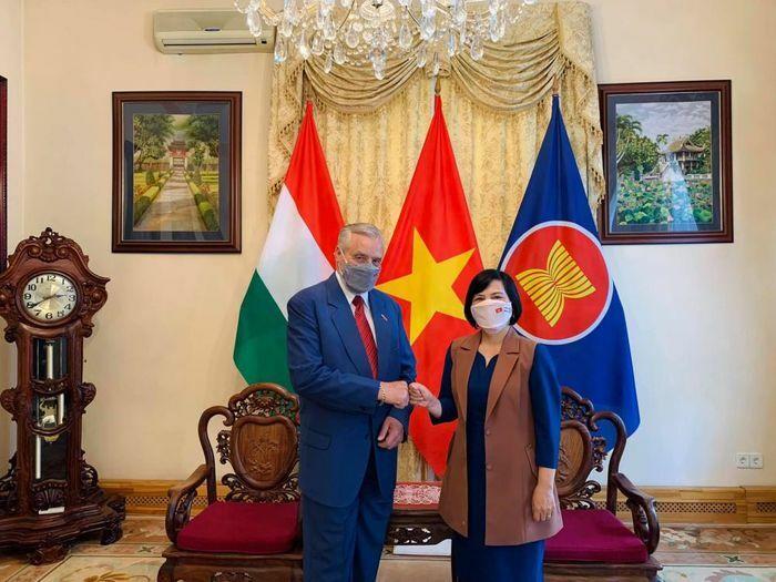 Khẳng định Hội Hữu nghị Hungary - Việt Nam là cầu nối quan trọng của nhân dân hai nước - ảnh 1