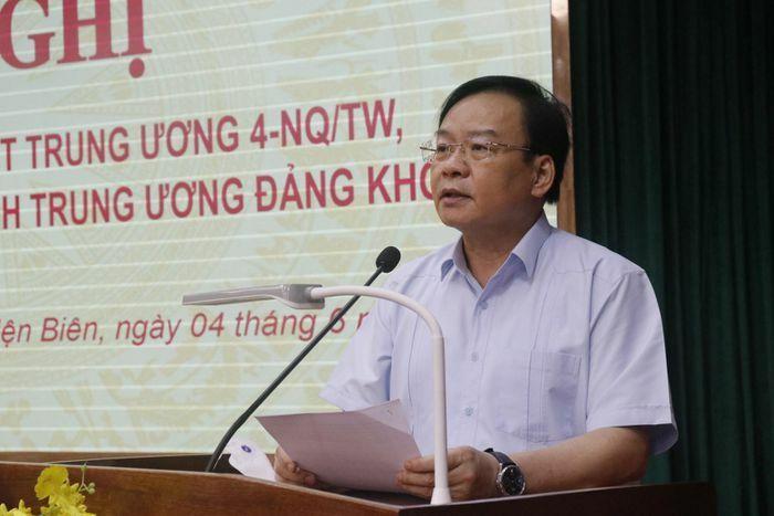 Điện Biên: 8 tổ chức Đảng, 799 đảng viên bị thi hành kỷ luật