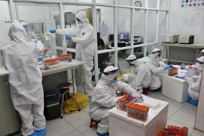 Thí điểm sử dụng mẫu nước bọt và công nghệ xét nghiệm xác định ca mắc COVID-19 - ảnh 1