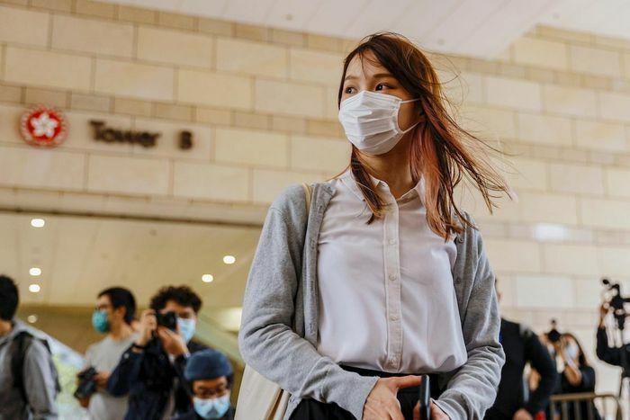 Agnes Chow ra tù - ảnh 1