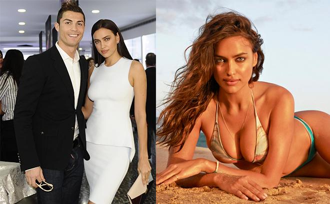 Nhan sắc nóng bỏng của Irina Shayk – tình cũ Ronaldo đang hẹn hò Kanye West - ảnh 1