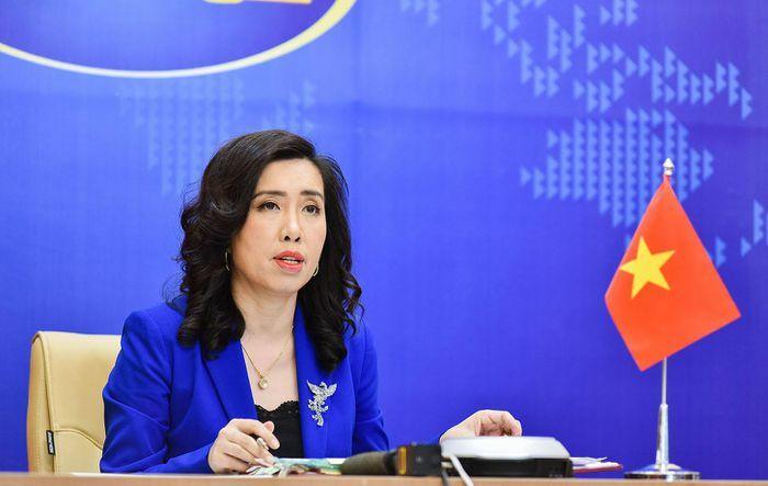 Yêu cầu Đài Loan hủy bỏ hoạt động diễn tập trái phép ở đảo Ba Bình, thuộc quần đảo Trường Sa của Việt Nam - ảnh 1