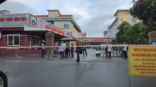 Người đàn ông ở Nghệ An tiếp xúc gần với bệnh nhân COVID-19 tại Hà Tĩnh - ảnh 1