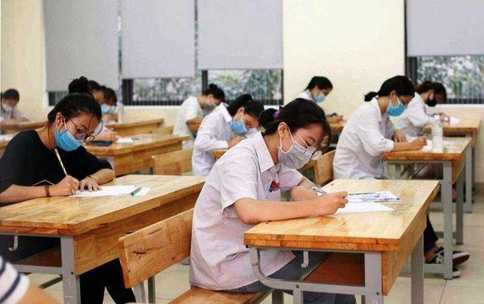 Hôm nay (12/6), hơn 93.000 sĩ tử Hà Nội bước vào kỳ thi tuyển sinh lớp 10 - ảnh 1