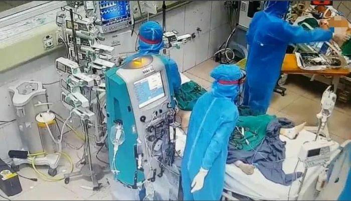 106 bệnh nhân Covid-19 tiên lượng nặng, 9 ca phải can thiệp ECMO - ảnh 1