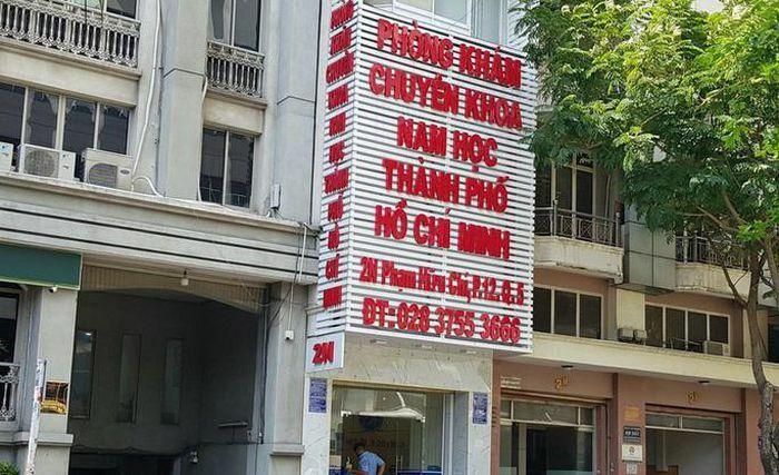TP HCM: Phạt nặng một phòng khám nam khoa, tước chứng chỉ hành nghề nhiều bác sĩ - ảnh 1