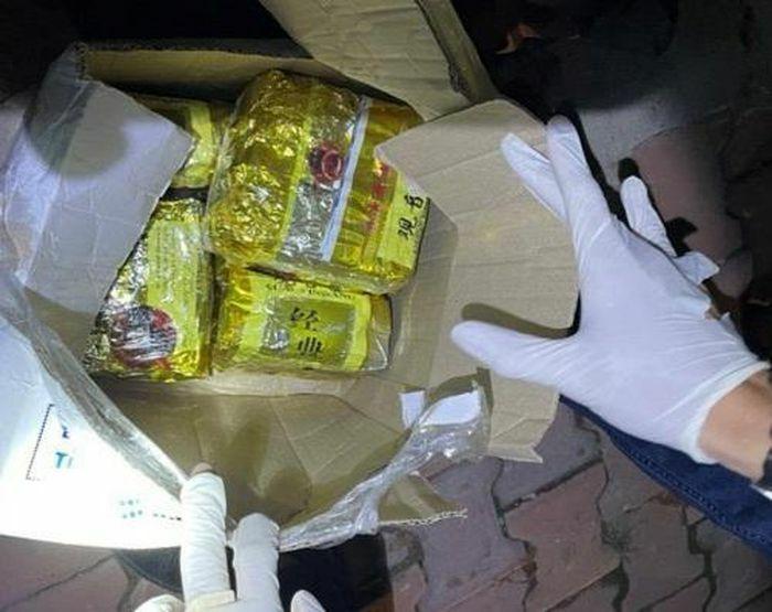 Bắt nhóm đối tượng tàng trữ 10kg ma túy và nhiều súng, lựu đạn - ảnh 1