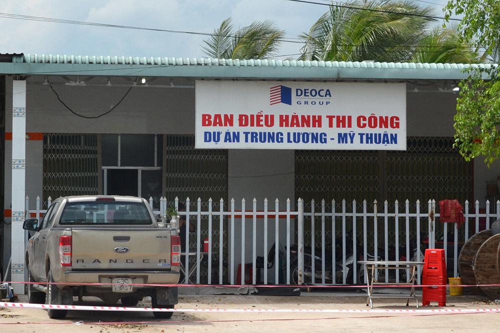 10 ca Covid-19 ở Tiền Giang là cán bộ kỹ thuật cao tốc Trung Lương - Mỹ Thuận - ảnh 1