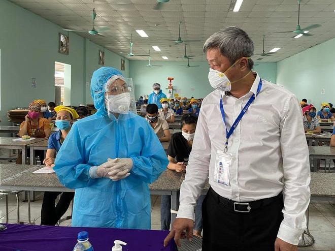 """Chuyên gia Bộ Y tế chỉ ra ba """"chìa khoá"""" giúp Bắc Giang thắng dịch - ảnh 1"""