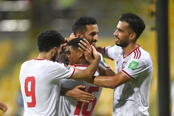 Báo Ả rập chờ đợi trận thư hùng giữa UAE và đội tuyển Việt Nam - ảnh 1