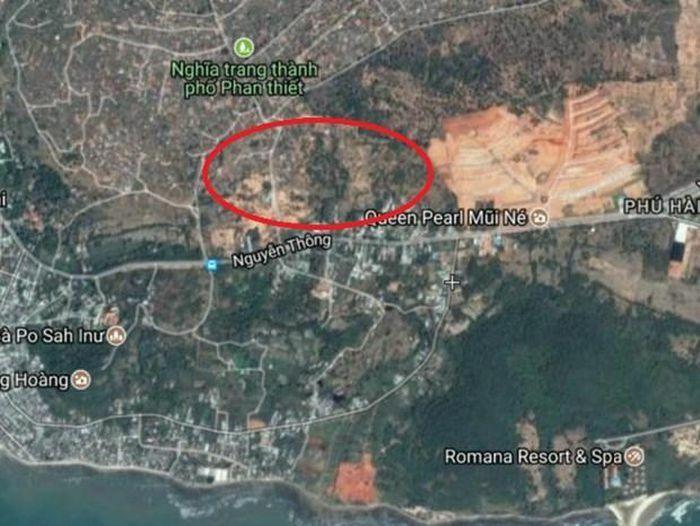 Bình Thuận quyết định thu hồi hàng loạt dự án chậm triển khai - ảnh 1