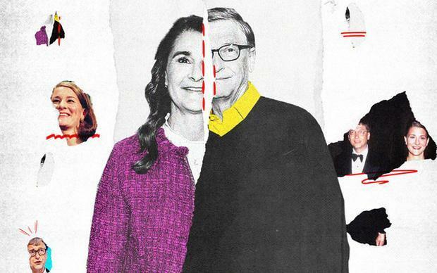 Tiết lộ sốc về Bill Gates: Đi làm bằng Mercedes, 1 giờ sau lái Porsche chở gái đi chơi - ảnh 1