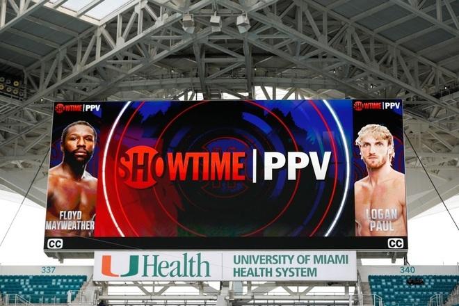 Trận chiến quyền anh 8h sáng nay: Mayweather vs. Logan Paul - ảnh 1