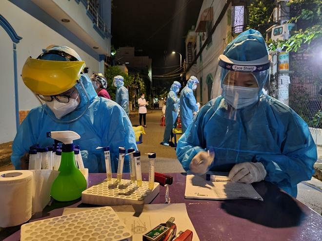 Quận Bình Tân phát hiện chuỗi lây nhiễm liên quan chung cư Ehome 3 - ảnh 1