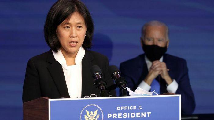 Mỹ dự kiến lập lực lượng tác chiến thương mại nhắm đến Trung Quốc - ảnh 1