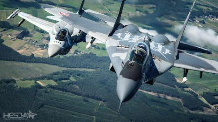 Ba Lan: Phi công MiG-29 bắn rơi đồng đội khi...diễn tập - ảnh 1
