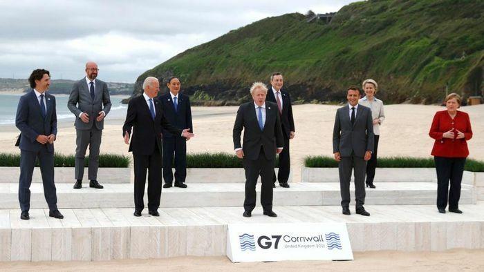 Thượng đỉnh G7 ngày thứ hai: Covid-19, Nga và Trung Quốc - ảnh 1