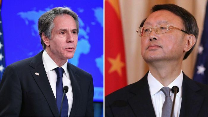 Cuộc điện đàm Mỹ - Trung hiếm thấy giữa lúc ông Biden ''ra mắt'' ở G7 - ảnh 1