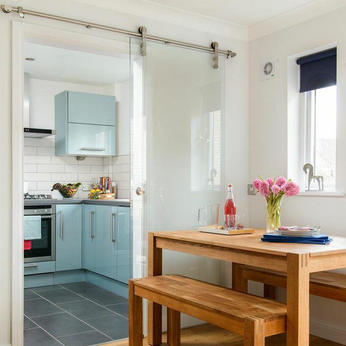 7 cách mở rộng không gian căn bếp nhỏ - ảnh 1