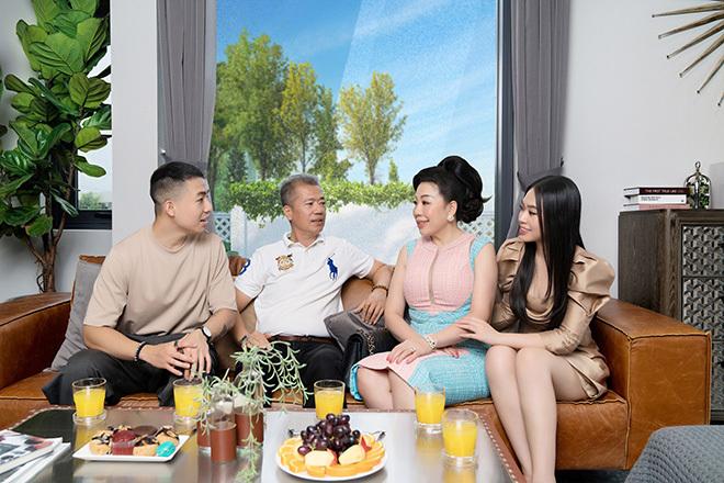 NTK Linh San chọn Aqua City làm không gian sống tương lai