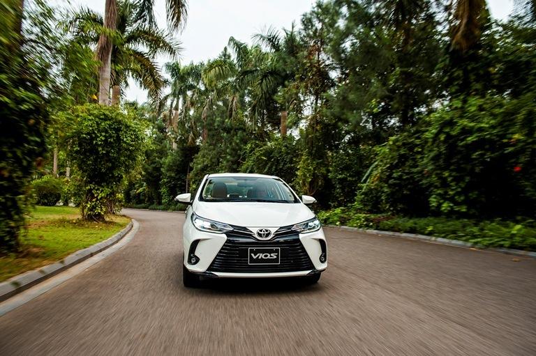 Vios giữ vị trí số 1, Corolla Cross top 10, doanh số Toyota Việt Nam tháng 5 tăng mạnh - ảnh 1