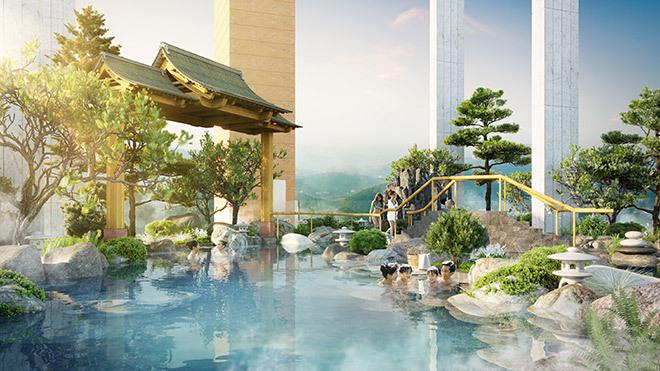 """Apec Mandala Sky Villas Kim Bôi: """"Đòn bẩy"""" cho xu hướng """"Wellness tourism"""" tại Hòa Bình"""