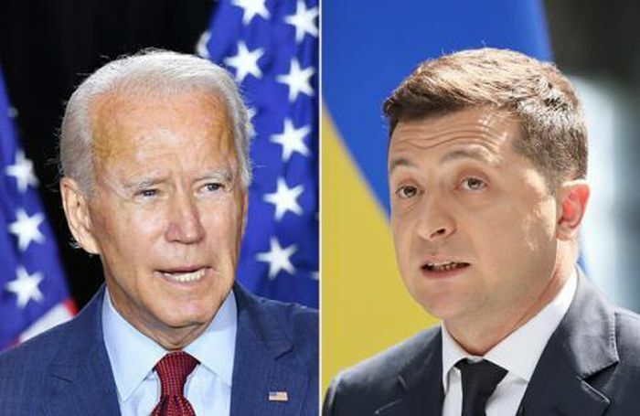 Mỹ mời ông Zelensky tới Nhà Trắng trong cơn đau Nord Stream-2 - ảnh 1