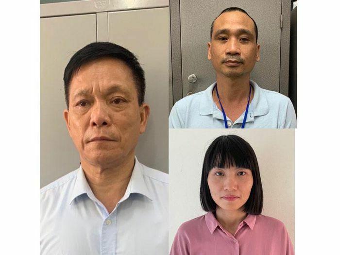 Khởi tố ba bị can trong vụ án xảy ra tại Vinalines MMS