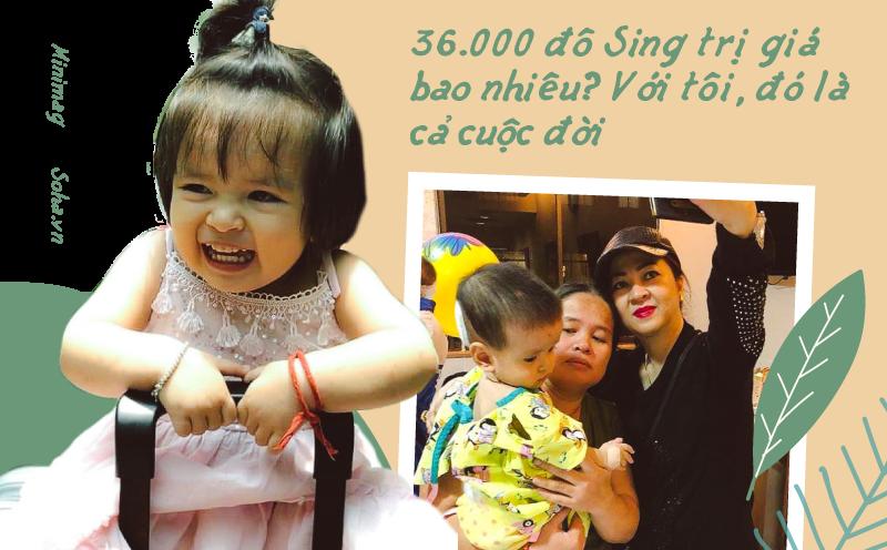 Mẹ của bé được bà Phương Hằng bay sang Singapore cứu trợ tiền mổ não 3 năm trước: Tôi vẫn chưa có dịp để cảm ơn họ
