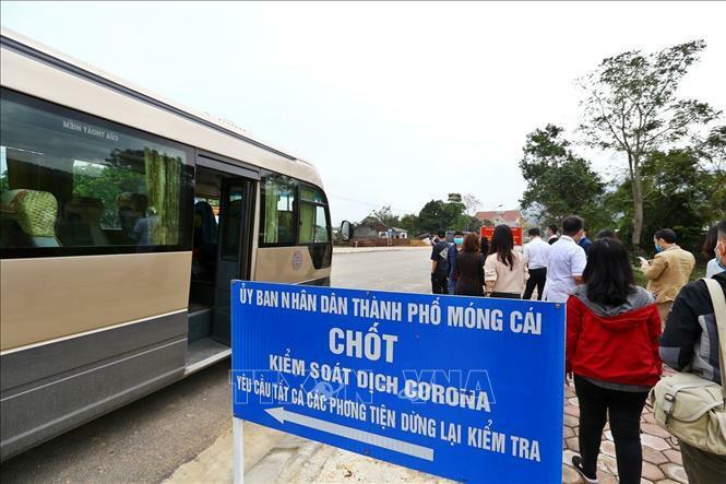 Người từ vùng có dịch đến Quảng Ninh phải có giấy xét nghiệm âm tính với SARS-CoV-2 - ảnh 1