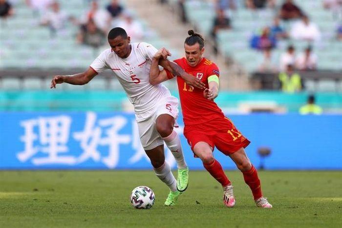 Kết quả EURO 2020: Gareth Bale mờ nhạt, Xứ Wales cầm hòa Thụy Sĩ - ảnh 1
