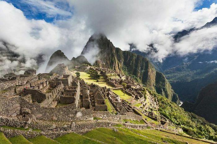 Giải mã cách người Inca xây thành Machu Picchu bằng đá không dùng vữa - ảnh 1