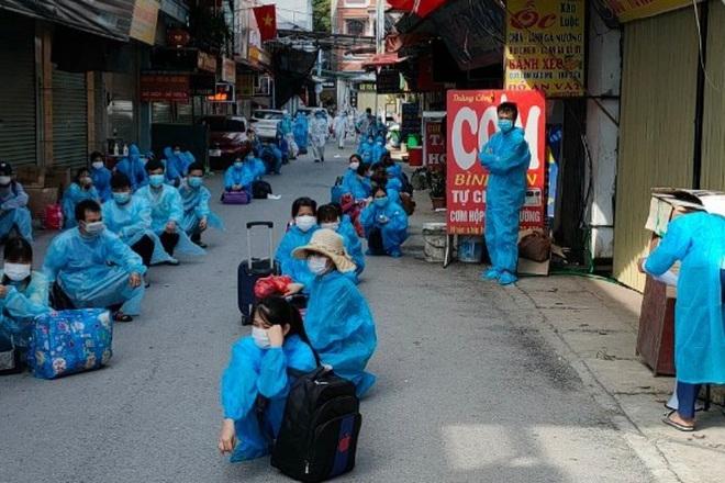 Vượt ngưỡng 3.000 ca, Bắc Giang lấy mẫu xét nghiệm SARS-CoV-2 toàn tỉnh - ảnh 1