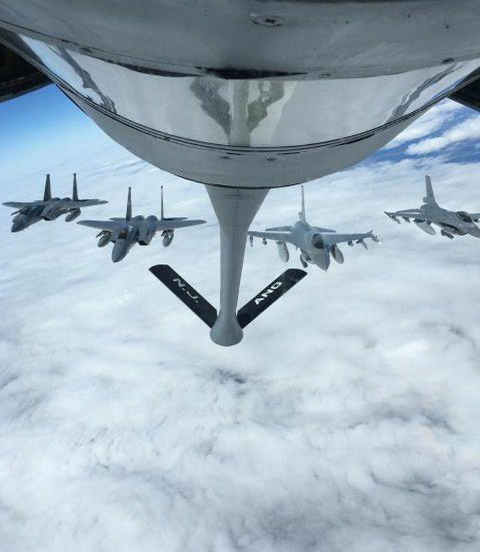 Mỹ chuẩn bị tập trận Bắc Cực:Quyết tâm mới của ông Biden? - ảnh 1